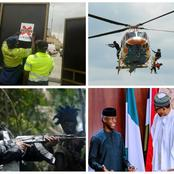 Today's Headlines: Air Force kills bandits in Kaduna, Gunmen abduct police officer in Edo