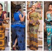 12 Elegant Ankara outfits rocked by Mama Tonto