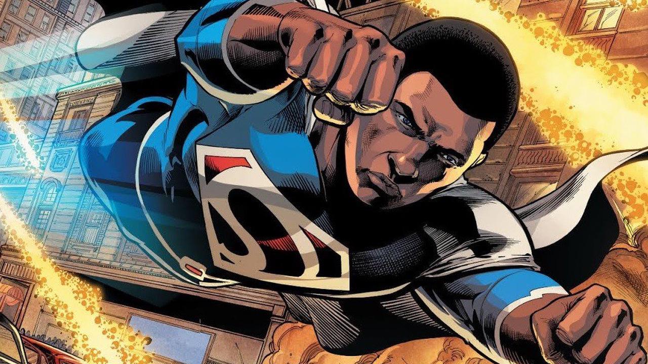Superman : Michael B. Jordan prépare une série Val-Zod pour HBO Max