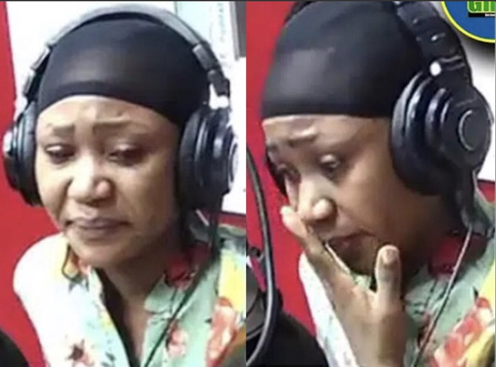 3a7cf8230a37e86b625c147eae8c7ae6?quality=uhq&resize=720 - I've Given My Life To Christ Now - Akuapem Poloo Cries Uncontrollably, Reacts to GH¢100,000 Bail