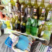 Le Koutoukou, la liqueur africaine