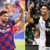 Difference between MESSI AND RONALDO