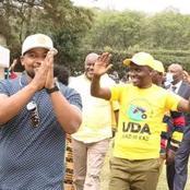 Big Win For DP Ruto Camp, UDA Wins At London Ward