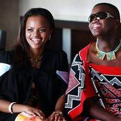Check Out Photos of The Heir of Swaziland Throne after King Mswati III