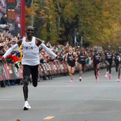 New Partnership that makes Eliud Kipchoge to be back to the race