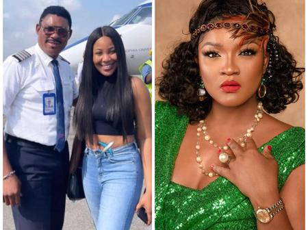 Hours After Erica Snapped Pictures With Omotola Jalade's Husband, See What She Said (Photos)