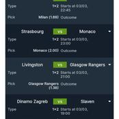 Place These 9 MultiBet and Win Huge Money This Wednesday Night