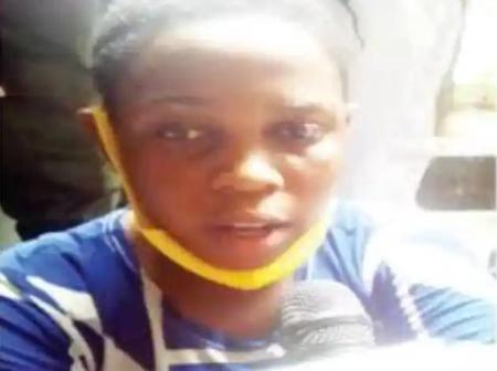This 19-Year Old Girl Confessed How She slept With 10 Men Before Joining A Cultist Group.