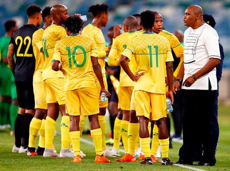 Disappointments as Ntseki Names His Squad To Face Ghana