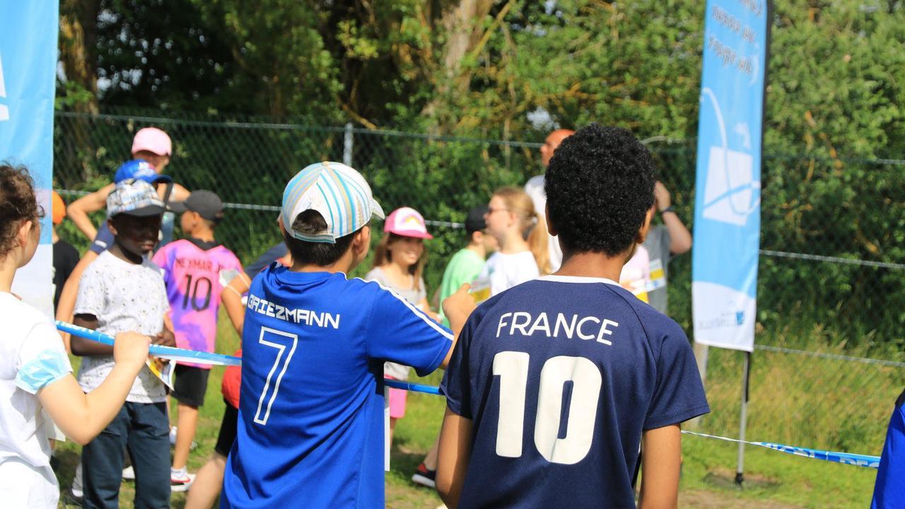 Lunéville : les élèves de primaire à fond pour le cross