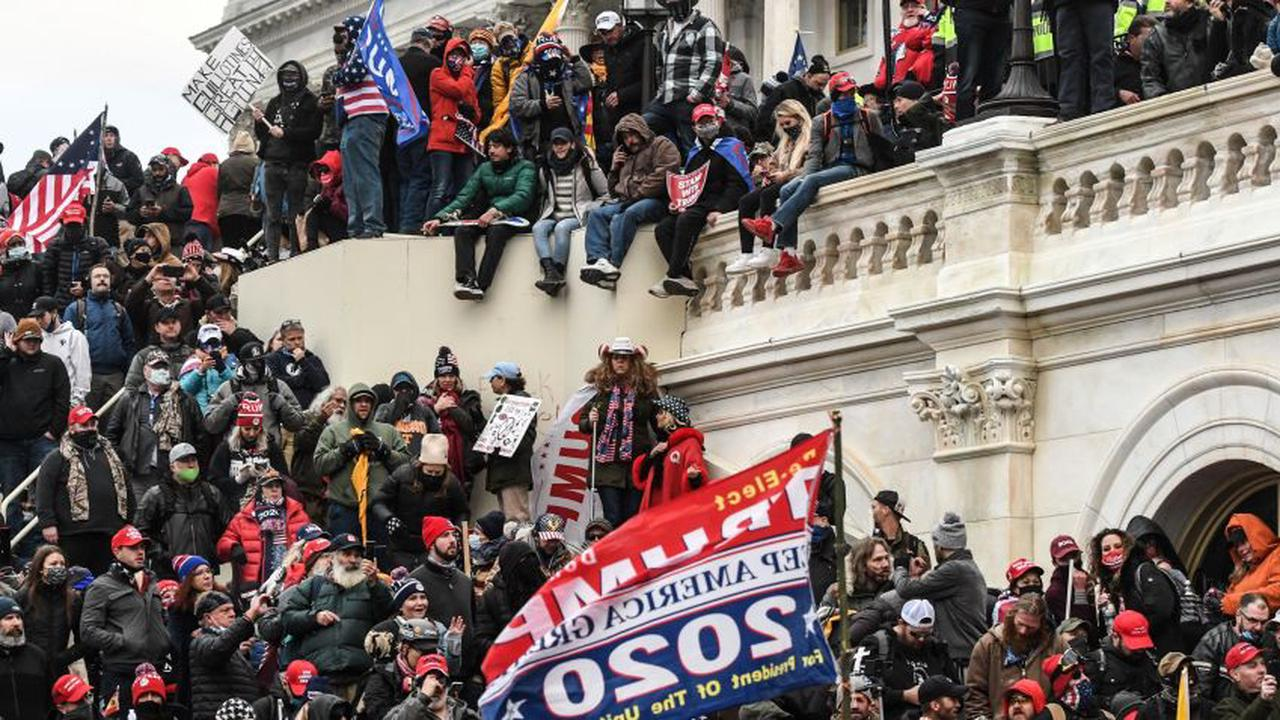 Local, State Law Enforcement Monitor Far-Right Groups Ahead of Inauguration Day