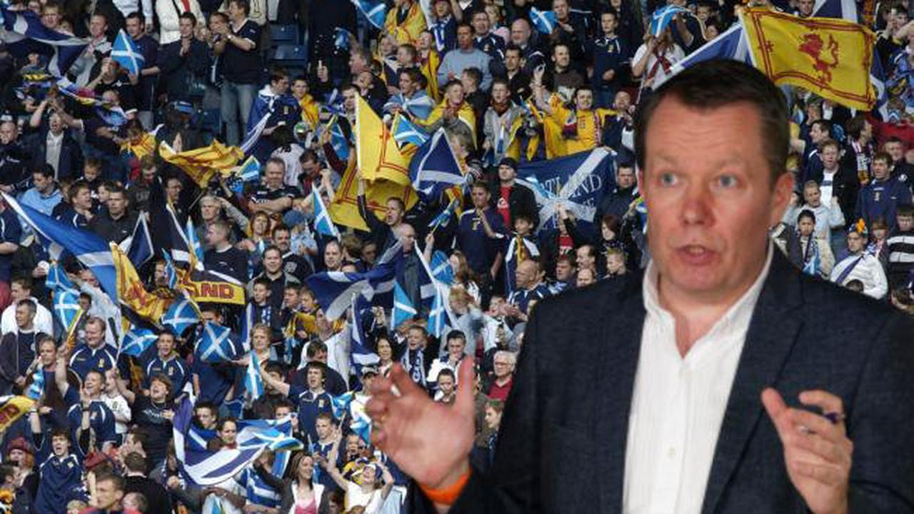 Jason Leitch: No vaccine passports or disinfection pods for Hampden Euros games