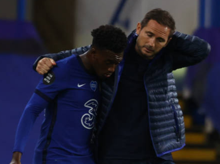 Why Is Bayern So Hot On Hudson-Odoi When Chelsea Aren't?
