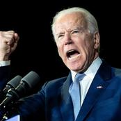 Angry Reactions As Joe Biden Becomes The First President Of The United States To Do This