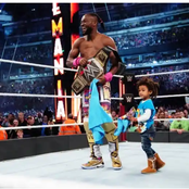 Africans That Are WWE Great Wrestlers (Photos)