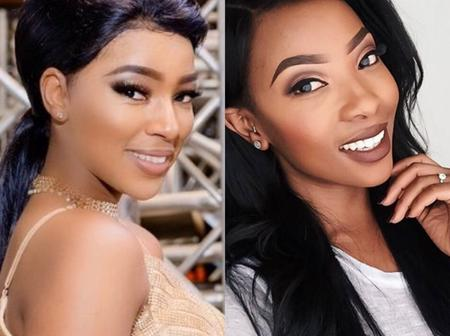 Who is The Most Beautiful Between Lorraine Moropa(From Lithapo) And Pearl Modiadie