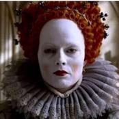 The Truth Behind Queen Elizabeth's White Clown Make up