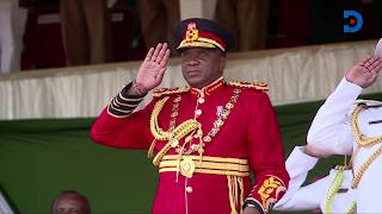 """""""We Are Ready"""" Uhuru Sends A Powerful Message To President Of Somalia Together With His Millitary"""