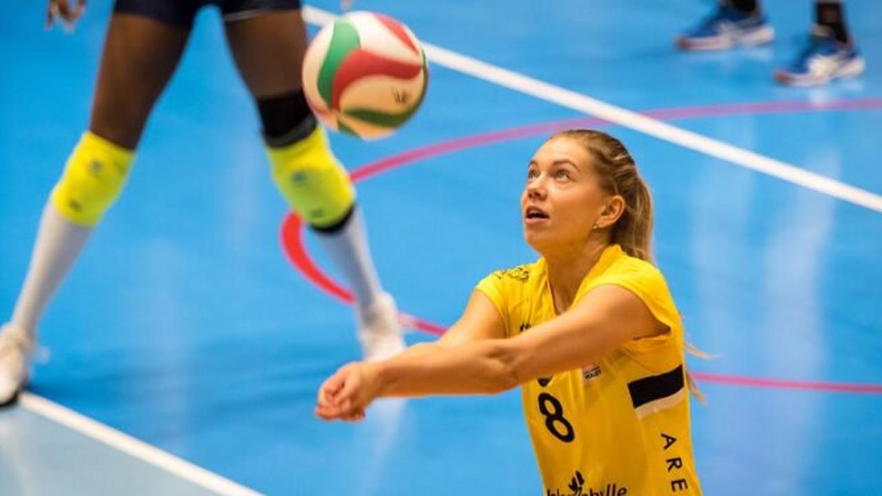 Volley-ball. LAF. Les premiers mots de Sanja Gommans-Bursac, joker du VB Nantes. Sport