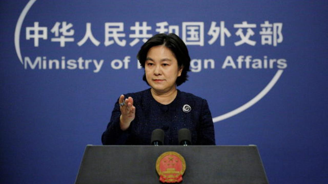 China to sanction US officials for 'nasty' behavior over Taiwan