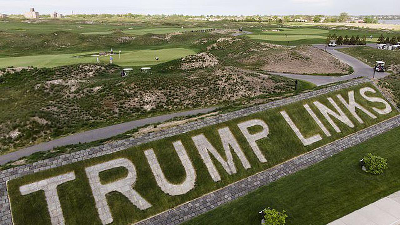 The Trump Organization has sued New York City for cancelling its contract to run a golf course in the Bronx earlier this year