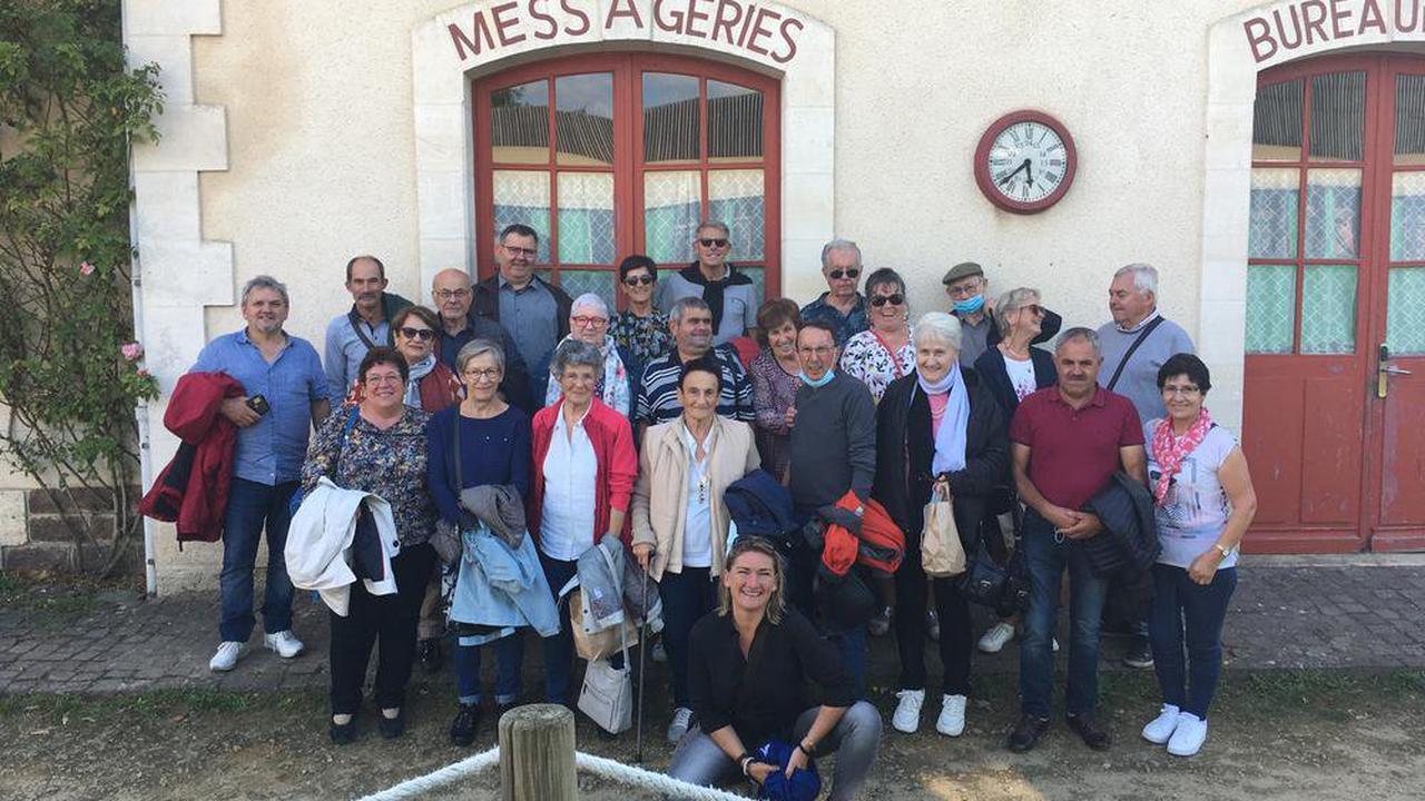 Meillon: le voyage des retraités à l'écomusée de Marquèze