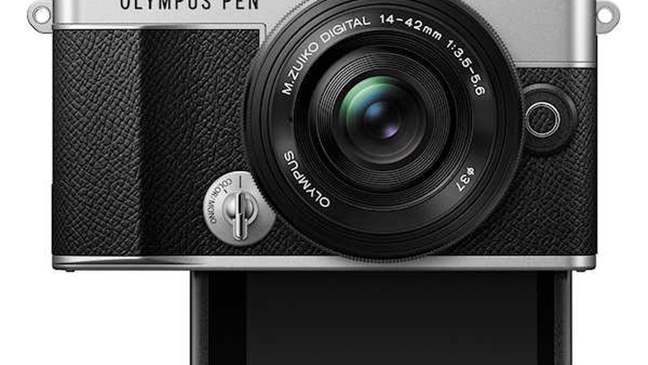 Olympus bringt eine neue MFT-Systemkamera, die PEN E-P7