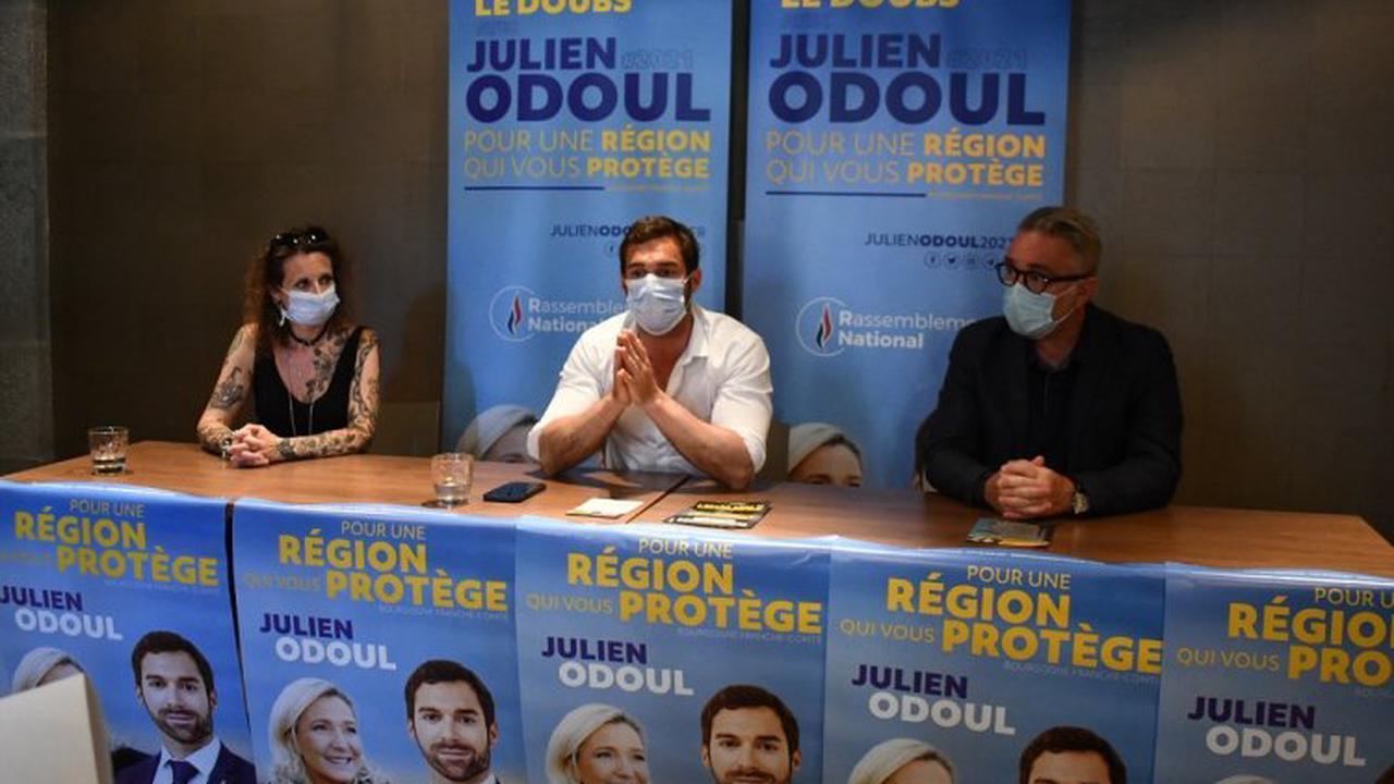 Politique : Le cas Eric Zemmour vu par Julien Odoul du Rassemblement National