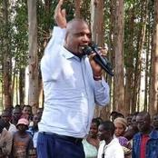 We Will Never Accept Raila Even If He Is Injected In Us Using A Syringe, Moses Kuria Tells Off Raila