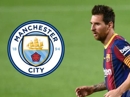 Transfers: Manchester City Makes Messi Decision Following His Latest Comments