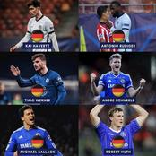 Havertz, Timo Werner & Other German Players That Has Played For Chelsea, Who's Your Favorite?