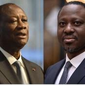 Alassane Ouattara répond à Guillaume Soro au passage