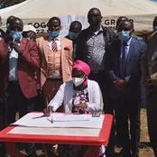 Uasin-Gishu county Kieleweke Allied Legislators Leads In Collecting BBI signatures