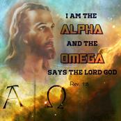 He is Alpha and Omega