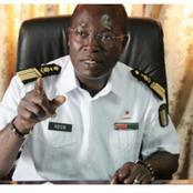 Le Contre-amiral Ange Kessi recadre le capitaine AFFECHY qui a violenté le couple Metoua