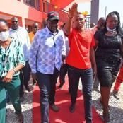 Key Developments Made By Muhammed Ali Jicho Pevu In Nyali Constituency