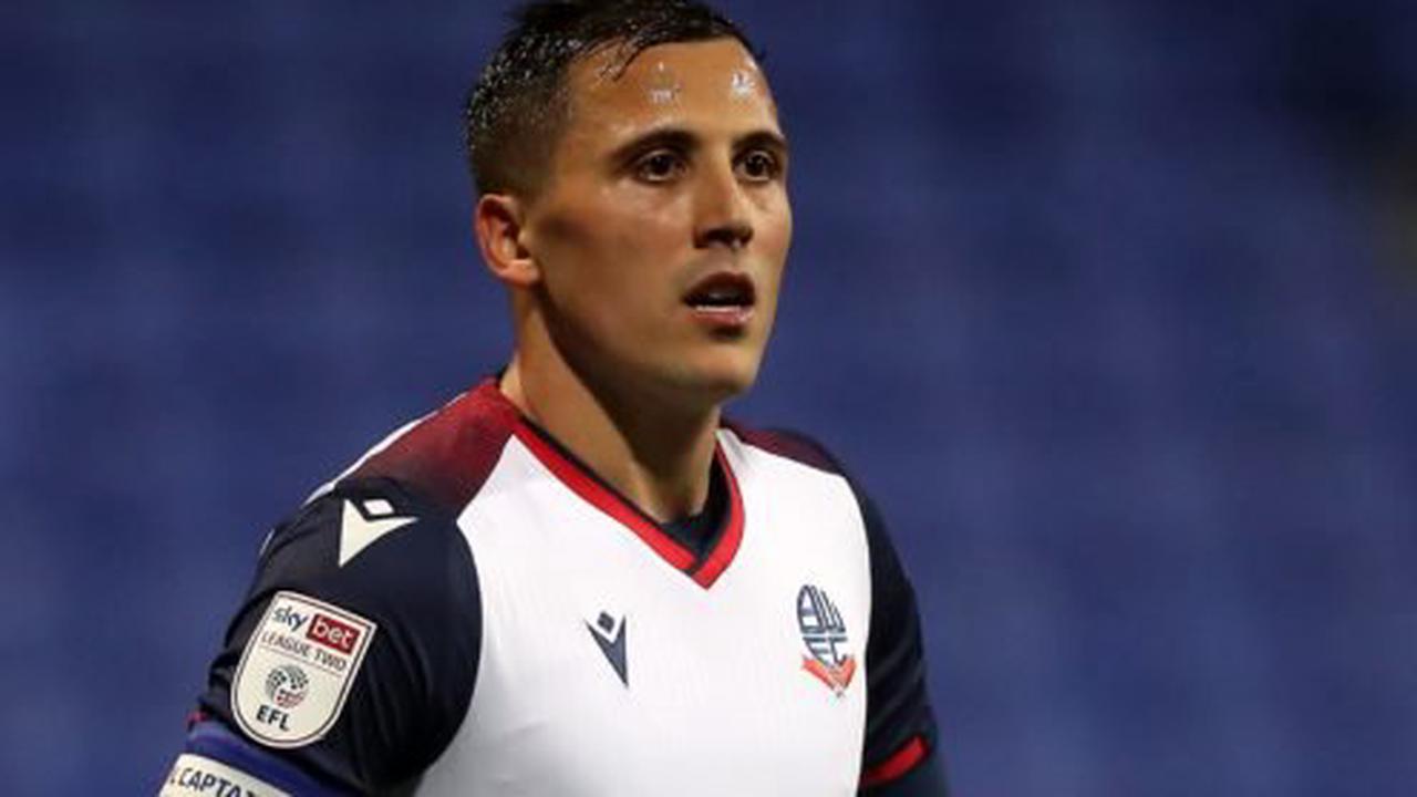 Captain Antoni Sarcevic edging closer to Bolton comeback