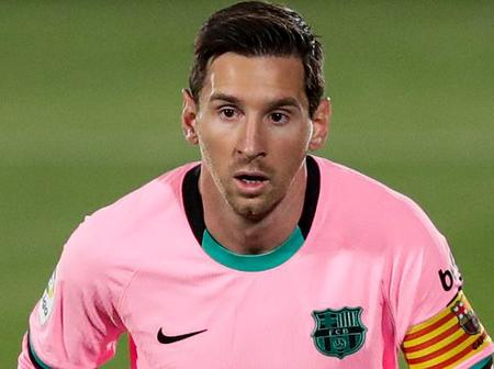Man City put an end to Messi's pursuit