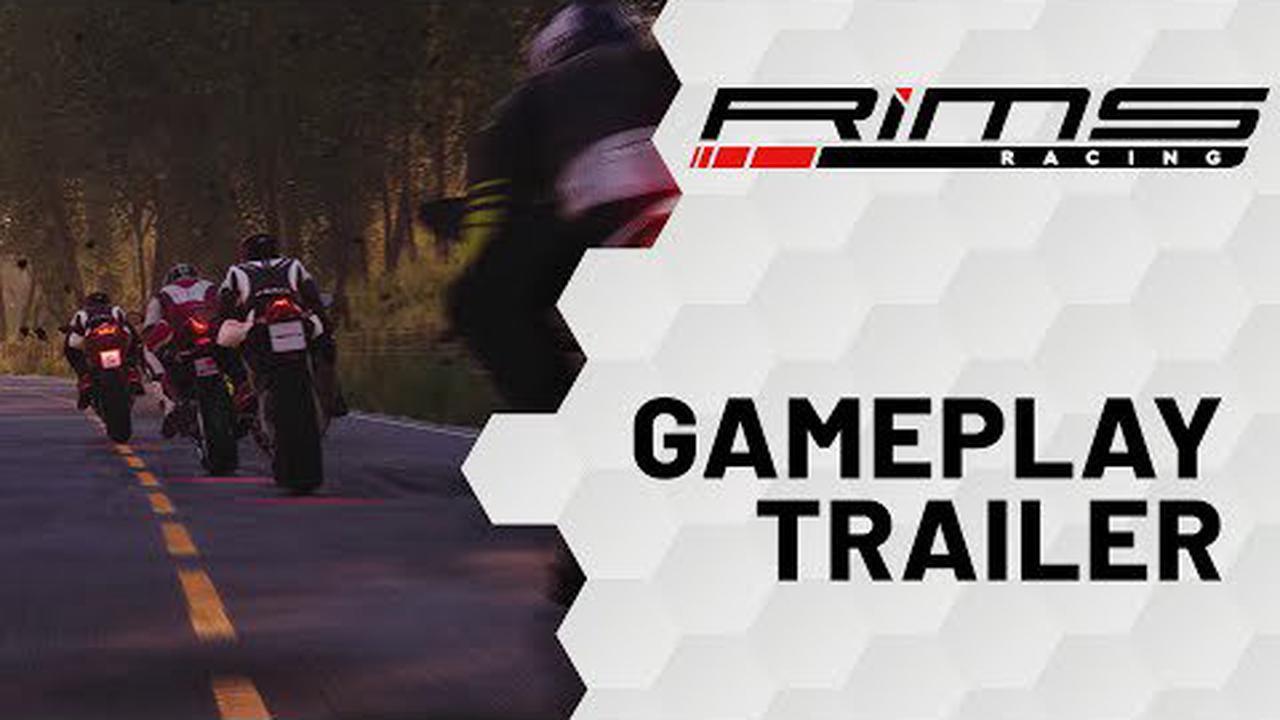 Jeu vidéo moto : une démo pour RiMS Racing