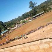 Historic Preparations Underway To Receive Ruto In Nandi County