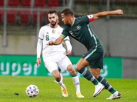 Kalu, Ekong out of Nigeria-Tunisia friendly