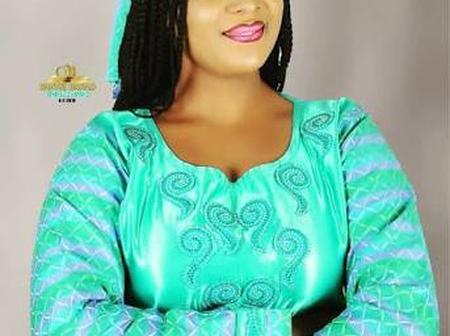 The Beautiful Kannywood actress Maryam Gidado
