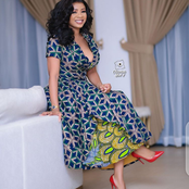Meet Serwaa Amihere Who Is Beautiful, She Has An Exquisite Taste In Fashion