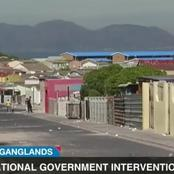 Cape Town's gangland's, call for government intervention