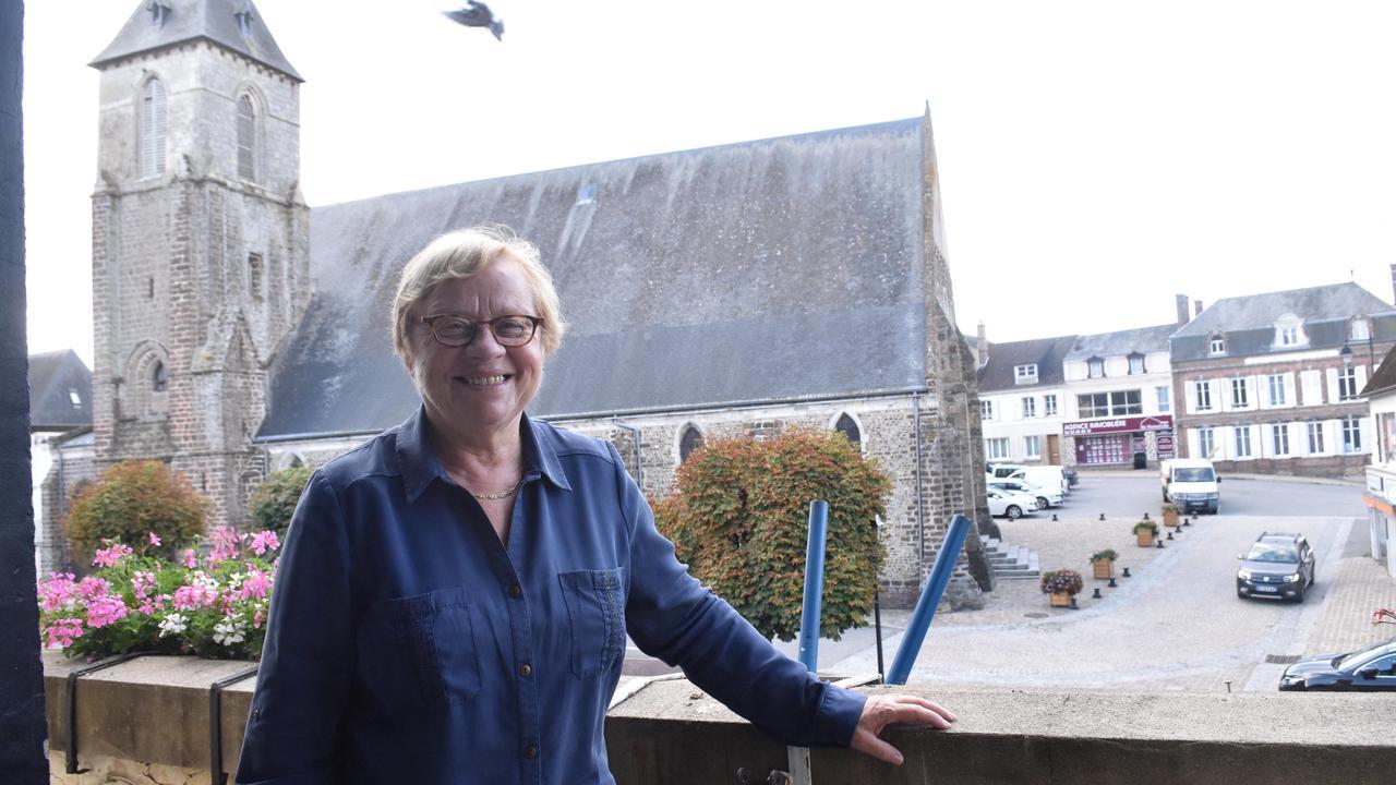 La Neuve-Lyre. Les douze travaux de Chantal Topart pour faire briller la commune