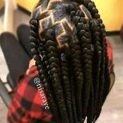 Ladies, See Some Hair Braid Styles You Can Rock To Church Tomorrow