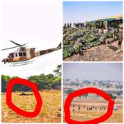 See What The Nigeria Military Troop Just Achieved In Kaduna Hours After Armed Forces Remembrance Day