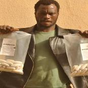 Alleged Drug Dealer Has Been Caught With 1bn Worth of Cocaine In Abuja.