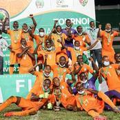 Sacre des Éléphanteaux à l'UFOA-B : les cadets donnent l'exemple aux séniors ivoiriens