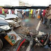 Drame : un très grave accident de circulation ce matin à Marcory, plusieurs victimes enregistrées !
